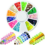 cheap -1 Rhinestones Nail Jewelry Other Decorations Glitters Fashion Lovely Shimmering Wedding High Quality Daily