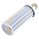 abordables -YWXLIGHT® 1pc 45W 4400-4500 lm E26/E27 Bombillas LED de Mazorca T 140 leds SMD 5730 Decorativa Luces LED Blanco Cálido Blanco Natural AC