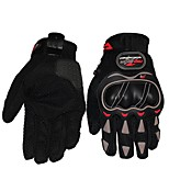 Sports Gloves Unisex Cycling Gloves Summer Bike Gloves Breathable Anti-skidding Shockproof Wearproof Protective Full-finger Gloves Cloth