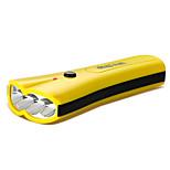YAGE YG-3204 Torce LED LED Lumens 2 Modo LED Sì Ricaricabile Taglia piccola Oscurabile Compatta per Campeggio/Escursionismo/Speleologia