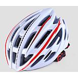 Unisex Bike Helmet N/A Vents Cycling Mountain Cycling Road Cycling Recreational Cycling Cycling S:52-55CM EPS