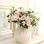Недорогие -1 Филиал Другое Pастений Букеты на стол Искусственные Цветы Украшение дома Свадебные цветы