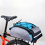 Bike Bag Bike Trunk Bags Back Pocket Outdoor Bicycle Bag 600D Polyester Cycle Bag Cycling Bicycle Shelf Bag