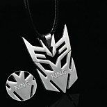 cheap -Foreign trade hot film ornaments deformation steel necklace men's jewelry Transformers Pendant