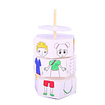 cheap -Paper Model Toys Eco-friendly DIY Paper Pieces Children's Gift