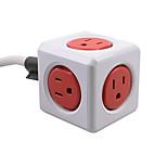 Plugacoc plug power us socket беспроводной интеллектуальный домашний офис автоматизация путешествия powercube модуль квадратный куб