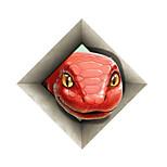 Недорогие -Животные Наклейки Простые наклейки Декоративные наклейки на стены,Бумага материал Украшение дома Наклейка на стену