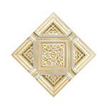 Недорогие -Геометрия Наклейки Простые наклейки Декоративные наклейки на стены,Бумага материал Украшение дома Наклейка на стену