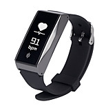 Smart Bracelet/Smartwatch Sleep Tracker /Calories Burned /Pedometers/ Exercise Record Sports/ Heart Rate Monitor /Anti-lost for Ios Andriod APP