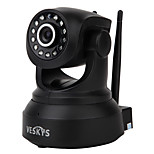 VESKYS® 720P HD Wi-Fi IP Camera w/ 1.0MP Smart Phone Remote Monitoring Wireless Support 64GB TF Card