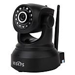 veskys® 720p hd wi-fi ip camera w / 1.0mp смартфон дистанционный мониторинг беспроводная поддержка 64gb tf card