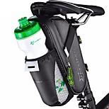 ROCKBROS Bike Bag Waterproof Dry Bag Bike Trunk Bags Reflective Strip Rain-Proof Sweat-Wicking Bicycle Bag Lycra Cycle Bag Bike