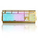 A-Jazz zf Gaming-Tastatur mechanische Touch-Hintergrundbeleuchtung Tastatur 19key Anti-Ghosting
