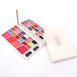 2 Eyeshadow Palette Dry Shimmer Eyeshadow palette Powder Daily Makeup Party Makeup