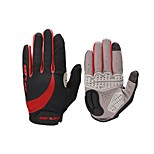 Sports Gloves Unisex Cycling Gloves Autumn/Fall Winter Bike Gloves Keep Warm Wearable Breathable Durable Sweat-Wicking Skidproof