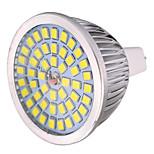 7W MR16 LED Spotlight MR16 48 SMD 2835 600-700 lm Warm White Cold White Natural White 2800-3200/4000-4500/6000-6500 K Decorative AC/DC 12