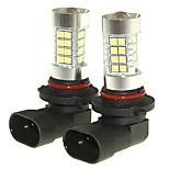 Sencart 2pcs 9006 P20d Fog Driving Light Headlight Bulbs Lamps(White/Red/Blue/Warm White) (DC/AC9-32V)