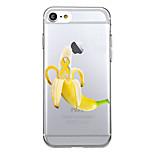 Для iphone 7plus чехол для крышки прозрачный узор задняя крышка чехол для сердечек плод вспомогательный лента мягкий tpu для iphone 7