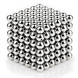 Magnetic Ball Magnetic Sculpture Toys for Intelligence Development and Stress Relief(5MM Set of 216 Balls)