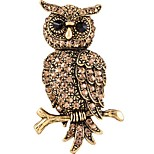 Women's Brooches Animal Design Costume Jewelry Alloy Animal Shape Cat Jewelry For Casual Evening Party Date New Year Office & Career