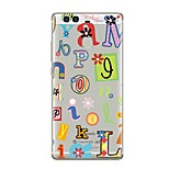 Case for Huawei P8 Lite2017 P10 Cover Transparent Case Cartoon Soft TPU for P10 Lite P10 Plus P9 Plus P9 Lite P9 P8 Lite P8 Mate9 Pro Mate9 Mate8