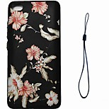 Case for Xiaomi Mi 5s Redmi Note 4 Cover Embosseweid Pattern Back Cover Case Flower Soft TPU