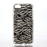 Case For Apple iPhone 7 7 Plus Shockproof Pattern Back Cover Case Leopard Print Glitter Shine Hard PC for  iPhone 6s Plus 6 Plus
