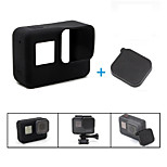 Case Lidded Scratch Resistant Wear-Resistant Stretchy For Gopro 5 Casual Everyday Use Back Country Outdoor Traveling