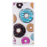 Case For Sony M2 XA Case Cover Donuts Pattern TPU Material IMD Craft Mobile Phone Case