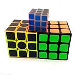 Кубик рубик Спидкуб Наклейка скраба Избавляет от стресса Кубики-головоломки Синтетические нити Квадратный Подарок