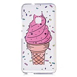 For Xiaomi Redmi Note 4 Note 3 Case Cover Ice Cream Pattern Back Cover Soft TPU