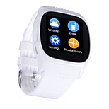 HHY New T8M Smart Watch Heart Rate Monitoring Bluetooth Call Step Motion Tracking Remote Control Self Timer Smart Bracelet Watch Android IOS