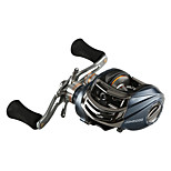 JOHNCOO 91BB Bait Casting Fishing Reel 6.31 Magnetic Brake System Soft Touch EVA Knob Max Drag 5kg Aluminum Spool Fishing Reel