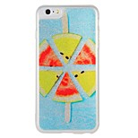 Case for Apple iPhone 7 Plus iPhone 7  Cover Glow in the Dark Pattern Back Cover Case Fruit Glitter Shine Hard PC for  iPhone 6s Plus iPhone 6
