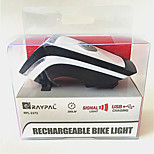 Front Bike Light LED LED Cycling Outdoor Lighting Lights Lumens USB Natural White Everyday Use Cycling/Bike Outdoor