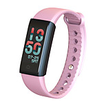 Hhy New Color Screen Magic 3 Smart Wristbands Heart Rate Blood Oxygen Blood Pressure Pedometer Waterproof Sports Air Quality Measurement