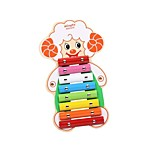 Toys Novelty Musical Instruments Animal Wooden Pieces Children's Gift