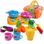 Игрушка кухонные наборы Игрушка Foods Игрушки Продукты питания Игрушки Мальчики Девочки Куски