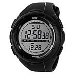 SKMEI® 1025 Men Sport Watch Outdoor Military LED Digital Wristwatches Stop Watch EL Light Auto Date Relogio Masculino