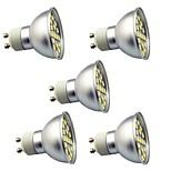 3W Точечное LED освещение 29 SMD 5050 350 lm Тёплый белый Холодный белый 3000-7000 К Декоративная AC220 V