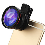 KYOTSU Phone Lens Fish-Eye Lens Macro Lens Aluminum 12.5X Cell Phone Camera Lenses Kit for Samsung Android  Smartphones iPhone