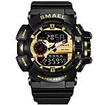 Smartwatch Water Resistant / Water Proof Sports Multifunction Timer Alarm Clock Chronograph Calendar No Sim Card Slot