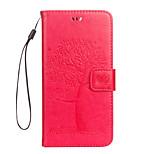 Чехол для iphone 7 яблока плюс чехол для крышки большой шаблон совы из тисненой глянцевой карты памяти для мобильного телефона с футляром