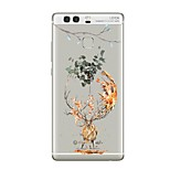Case for Huawei P8 Lite2017 P10 Cover Transparent Case Antelope Soft TPU for P10 Lite P10 Plus P9 Plus P9 Lite P9 P8 Lite P8 Mate9 Pro Mate9 Mate8