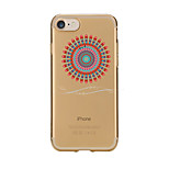 Case For Iphone 7 6 Mandala TPU Soft Ultra-thin Back Cover Case Cover iPhone 7 PLUS 6 6s Plus SE 5s 5 5C 4S 4