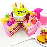 Набор для творчества Обучающая игрушка Игрушка кухонные наборы Игрушка Foods Игрушки Продукты питания Игрушки Своими руками Мальчики