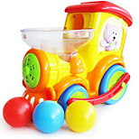 Balls Toy Cars Toy Instruments Train Toys Train House Plastics Pieces Kids' Gift
