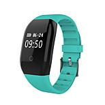 YY 608HR Men's Woman Smart Bracelet/Smartwatch/Sports Pedometer Sleep Monitor for IOS Android