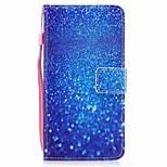 Чехол для iphone 7 7 плюс держатель карты кошелек флип синий песок шаблон полный корпус чехол жесткая кожа pu для iphone 6 6s 6 плюс 6 с