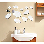 The Sitting Room The Bedroom Mirror Pebble Decorative Wall Stickers